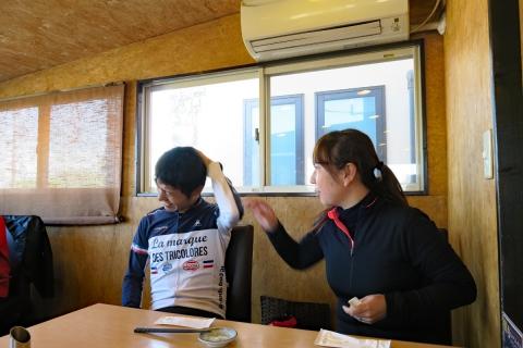 19江の島とびっちょトキちゃんビビさん