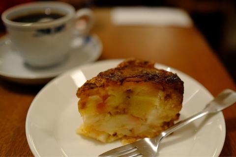 01リンゴのケーキ&東チモール