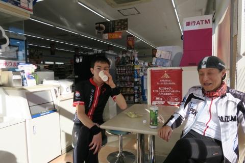 21三浦サイクリングコンビニ