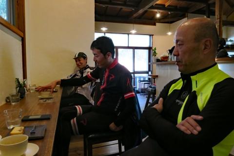 31三浦サイクリング石かわ珈琲