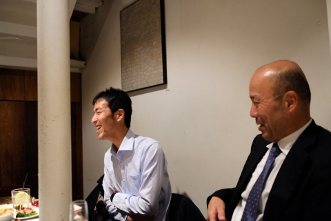 24Mokichiようさんと松本さん