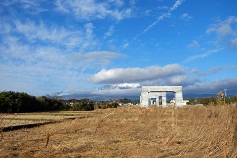 01御殿場の富士山