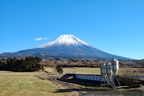 16a富士ケ嶺の富士山