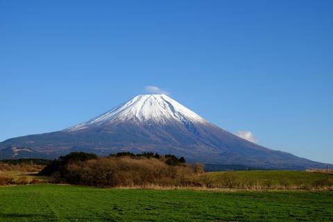21R139あさぎりフードパーク付近からの富士山