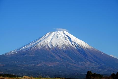 22R139あさぎりフードパーク付近からの富士山