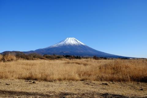16aR139あさぎりフードパーク手前の富士山