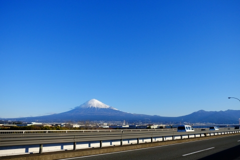05富士川大橋から富士山