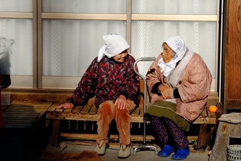 35宇津ノ谷おばあさん