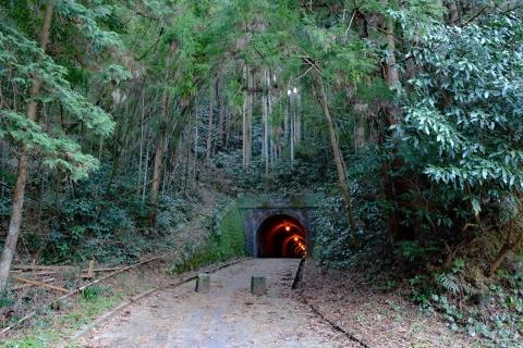 41宇津ノ谷明治のトンネル