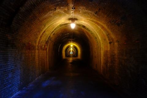 43宇津ノ谷明治のトンネル