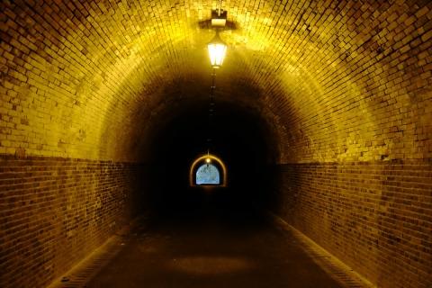 45宇津ノ谷明治のトンネル