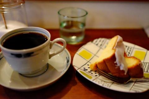 03aレモンケーキとケニア