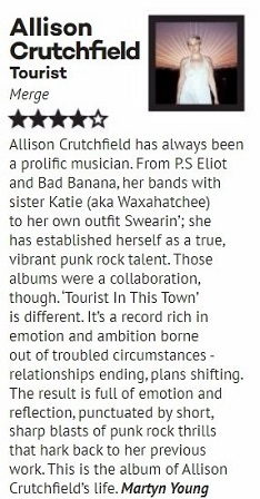 Allison Crutchfield_Dork review