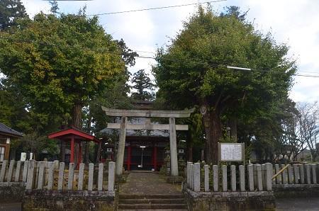 20161112茨城百景 化蘇稲荷神社09