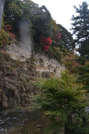 20161116養老渓谷八景 懸崖鏡11