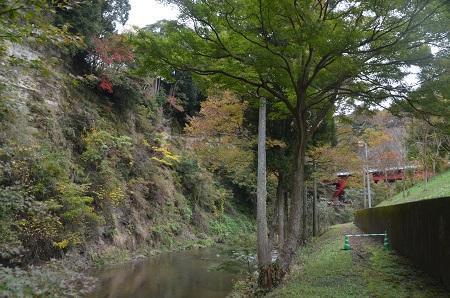 20161116養老渓谷八景 懸崖鏡13