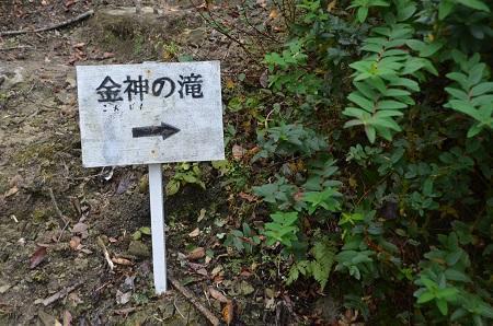 20161116養老渓谷八景 金神の滝04