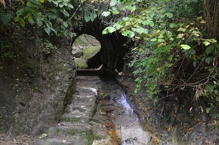 20161116養老渓谷八景 金神の滝20
