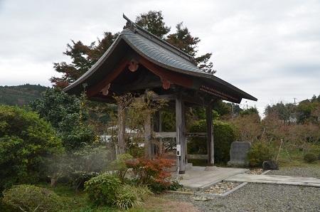 20161116養老渓谷八景 水月寺06