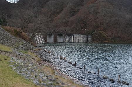 20161206坂本ダム01