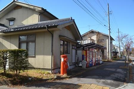 20161206軽井沢丸ポスト01