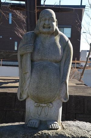 20170111全長寺 布袋尊08