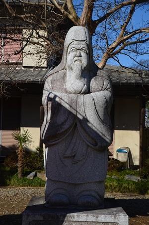 20170111永福寺 寿老人10