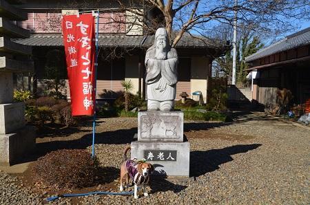 20170111永福寺 寿老人09