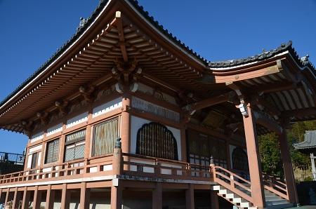 20170121観明寺 寿老人10