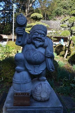 20170121法興寺 大黒天12