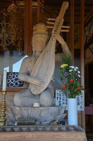 20170121三光寺 弁財天08