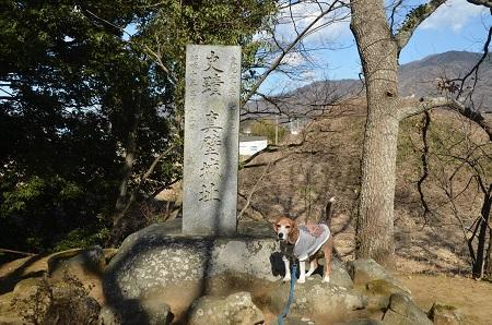 20170206茨木百景 伝正寺と真壁城址19