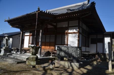 20170206茨木百景 伝正寺と真壁城址27