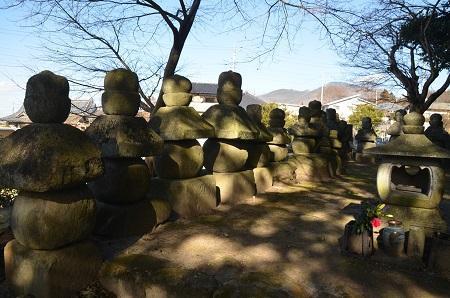 20170206茨木百景 伝正寺と真壁城址34