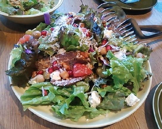スプリングバレー サラダ