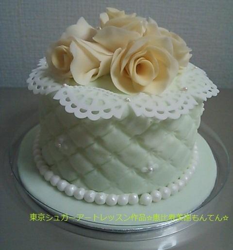 エレガントローズケーキ (3)