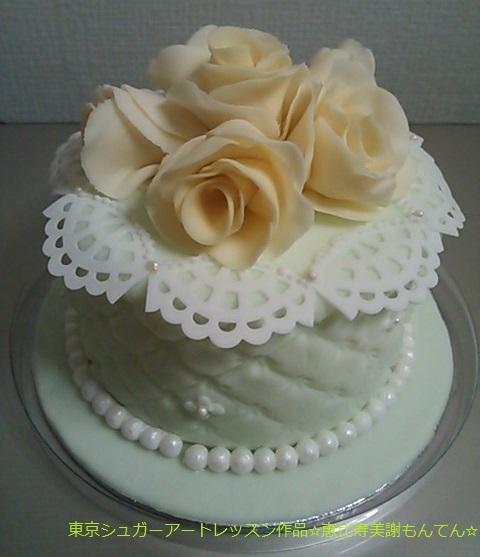エレガントローズケーキ