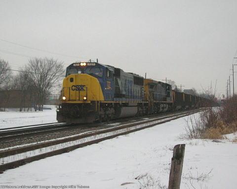 N903 CSX 727 2-27-2007