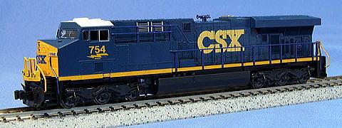 ES44AC CSX Dark Future54