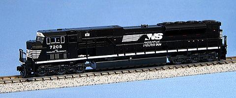 SD80MAC NS 7208