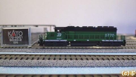 176-4951 SD40-2 BN #6770 - Ame...