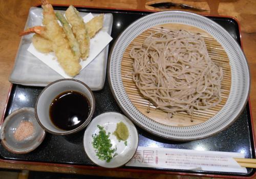 天ざる蕎麦 (2)
