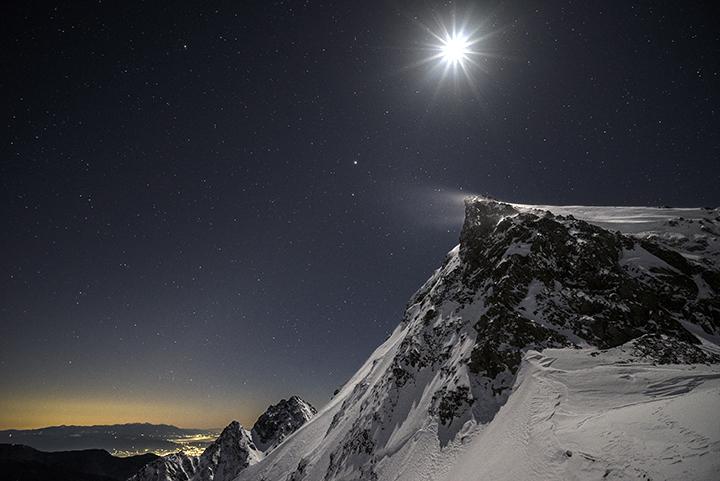 161221 冬至の星月夜