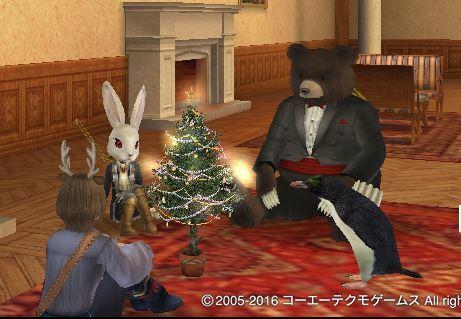 アピスクリスマス