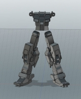 TR-1胴体③