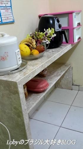 ダイニングルームのテーブル3