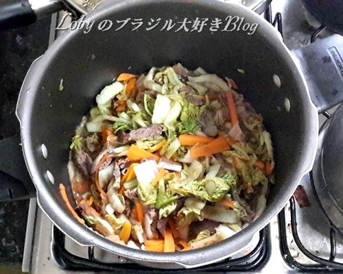白菜と肉レシピ