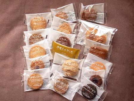 甲陽園 ケーキハウスツマガリ 焼菓子