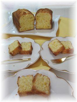 161026 チェダーチーズと黒こしょうのパウンドケーキ