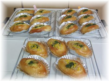 161125 マヨネーズパン②